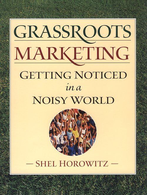 Book Cover--Grassroots Marketing